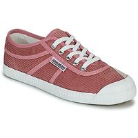 Zapatos Mujer Zapatillas bajas Kawasaki CORDUROY Rosa