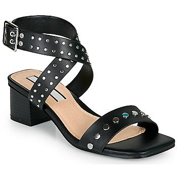 Zapatos Mujer Sandalias Pepe jeans ROMY STUDS Negro