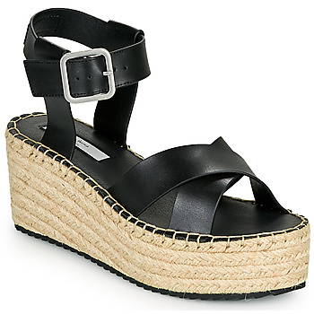 Zapatos Mujer Sandalias Pepe jeans WITNEY ELLA Negro