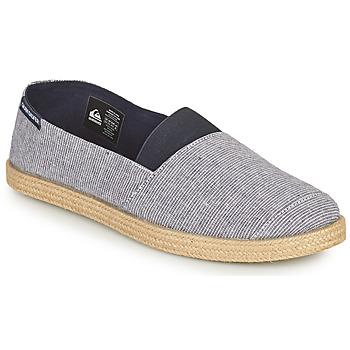 Zapatos Hombre Alpargatas Quiksilver ESPADRILLED Azul