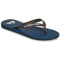 Zapatos Hombre Chanclas Quiksilver MOLOKAI Marino