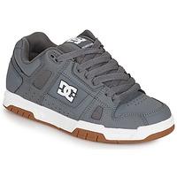 Zapatos Hombre Zapatos de skate DC Shoes STAG Gris / Gum