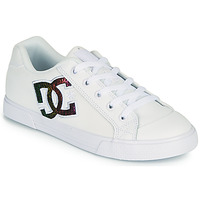 Zapatos Mujer Zapatos de skate DC Shoes CHELSEA J Blanco / Rosa