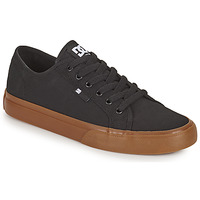 Zapatos Hombre Zapatos de skate DC Shoes MANUAL Negro / Gum