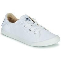 Zapatos Mujer Zapatillas bajas Roxy BAYSHORE III Blanco