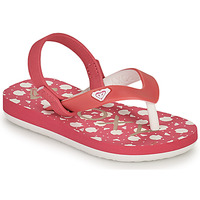 Zapatos Niña Chanclas Roxy TW TAHITI VI Rosa