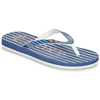 Zapatos Niña Chanclas Roxy PEBBLES VII G Marino