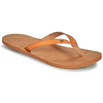 Zapatos Mujer Chanclas Roxy JYLL III Camel