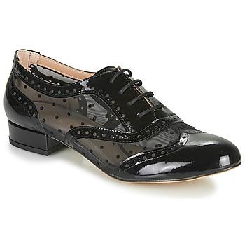 Zapatos Mujer Derbie Fericelli ABIAJE Negro