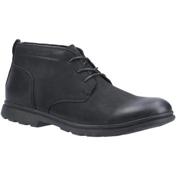 Zapatos Hombre Botas de caña baja Hush puppies  Negro
