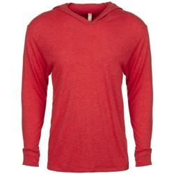 textil Sudaderas Next Level NX6021 Rojo Vintage