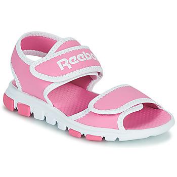 Zapatos Niños Sandalias de deporte Reebok Sport WAVE GLIDER III Rosa