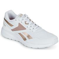 Zapatos Mujer Running / trail Reebok Sport REEBOK RUNNER 4.0 Blanco / Oro