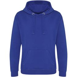 textil Hombre Sudaderas Awdis JH101 Azul eléctrico