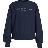 textil Niña Sudaderas Tommy Hilfiger KG0KG05764-C87 Marino