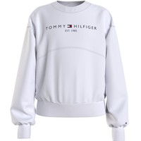textil Niña Sudaderas Tommy Hilfiger THUBOR Blanco