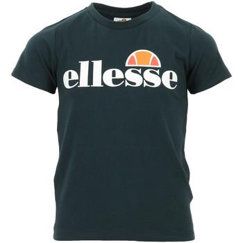 textil Niños Camisetas manga corta Ellesse Malia Tee Jr Azul