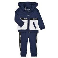 textil Niño Conjunto Guess P1RG00-KA6W0-DEKB Marino