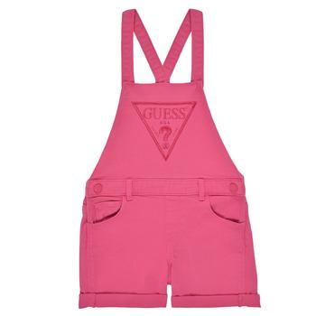 textil Niña Monos / Petos Guess K1GK10-WB5Z0-JLPK Rosa