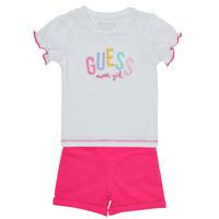 textil Niña Conjunto Guess A1GG07-K6YW1-TWHT Multicolor