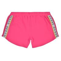 textil Niña Shorts / Bermudas Guess J1GD12-KAE20-JLPK Rosa