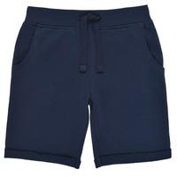 textil Niño Shorts / Bermudas Guess N93Q18-K5WK0-C765 Marino