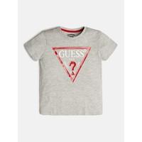 textil Niño Camisetas manga corta Guess L73I55-K5M20-M90 Gris