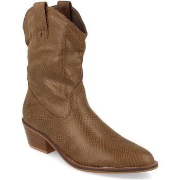 Zapatos Mujer Botines Buonarotti 1A-0339 Verde