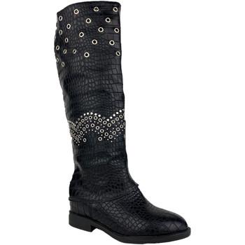 Zapatos Mujer Botas urbanas H&d M929-23 Negro
