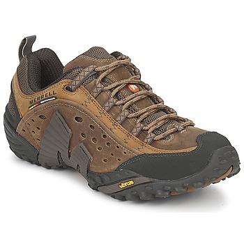 Zapatos Hombre Zapatillas bajas Merrell INTERCEPT Marrón