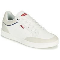 Zapatos Hombre Zapatillas bajas Levi's BILLY 2.0 Blanco