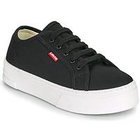 Zapatos Mujer Zapatillas bajas Levi's TIJUANA Negro
