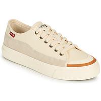 Zapatos Mujer Zapatillas bajas Levi's SQUARE LOW S Blanco