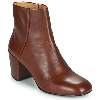 Zapatos Mujer Botines Vagabond MELINA Cognac