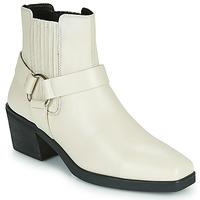 Zapatos Mujer Botines Vagabond SIMONE Blanco