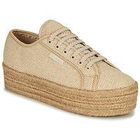 Zapatos Mujer Zapatillas bajas Superga 2790 JUTECOTROPEW Beige