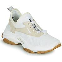 Zapatos Mujer Zapatillas bajas Steve Madden MATCH Blanco / Beige