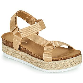 Zapatos Mujer Sandalias Steve Madden KODIAK Marrón