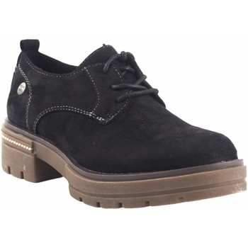 Zapatos Mujer Derbie Olivina Zapato señora BEBY 19001 negro Negro