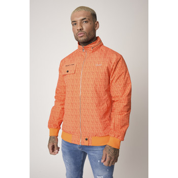 textil Hombre cazadoras Project X Paris  Naranja