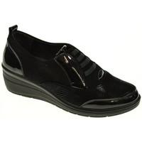 Zapatos Mujer Mocasín Mysoft ZAPATO CUÑA  NEGRO Negro