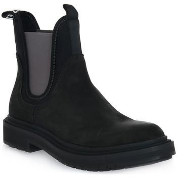 Zapatos Hombre Botas de caña baja Bikkembergs ZORIAN Nero