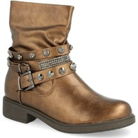 Zapatos Mujer Botines H&d L88-218 Marron