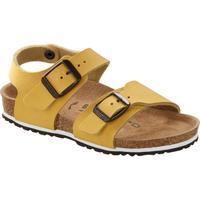 Zapatos Niños Sandalias Birkenstock 1015758 Giallo