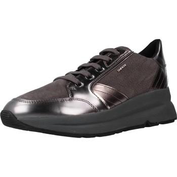 Zapatos Mujer Deportivas Moda Geox D BACKSIE Marron