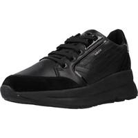 Zapatos Mujer Zapatillas bajas Geox D BACKSIE Negro