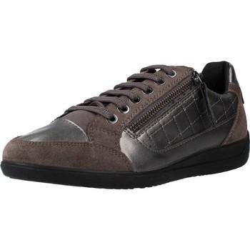 Zapatos Mujer Zapatillas bajas Geox D MYRIA Marron