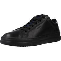 Zapatos Mujer Derbie Geox D PONTOISE Negro