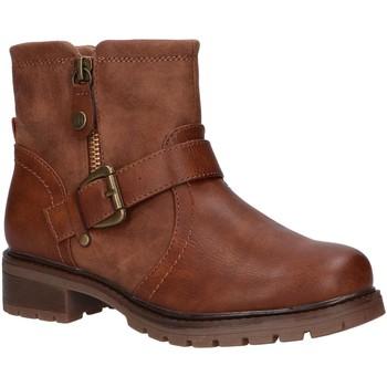Zapatos Niña Botas de caña baja Xti 57262 Beige