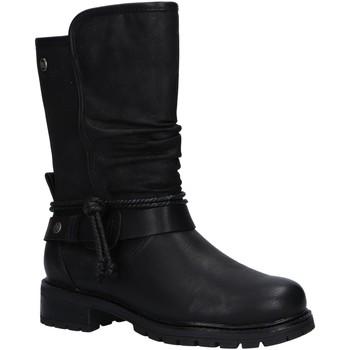 Zapatos Niña Botas urbanas Xti 57399 Negro